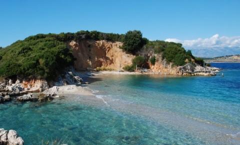 Spiaggia di Ksamil - Albania.