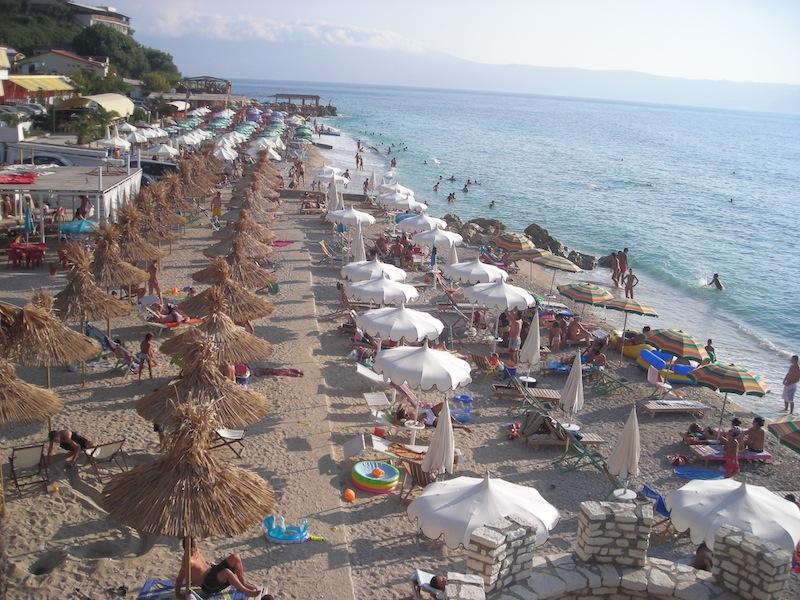 Vacanze in Albania.