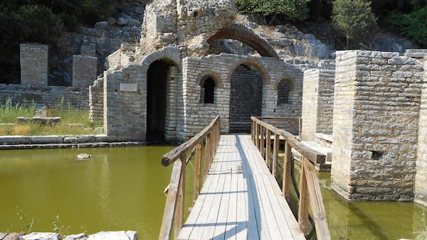 Turismo in albania - Il parco archeologico di Butrinto